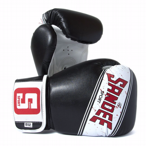 Sandee Sport boxing Gloves - Black